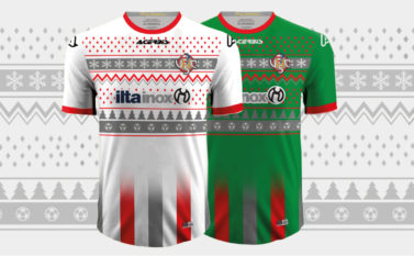 Sold out le maglie del Christmas match