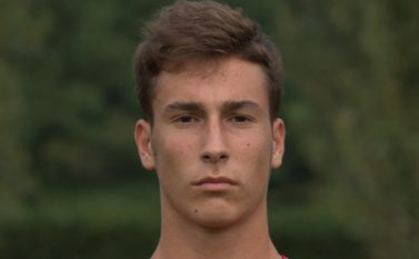 Bernasconi in Lussemburgo con l'under 17