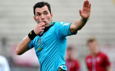 Cremonese-Virtus Entella: arbitra Illuzzi
